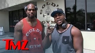 Ex-WWE Tag Team Reunites -- We Changed Our Name ... To Avoid a Lawsuit | TMZ