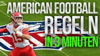 So einfach geht Football | Die wichtigsten American Football Regeln | German