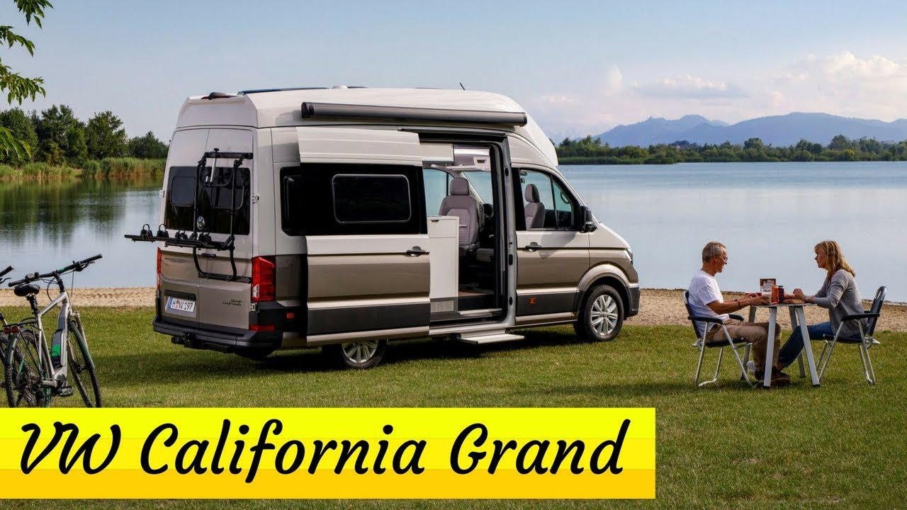 announcing the brand new vw grand california youtube. Black Bedroom Furniture Sets. Home Design Ideas