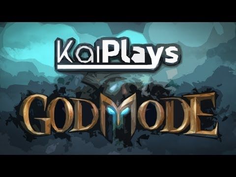GodMode - Multiplayer 4 Player Co-Op Action! XBLA