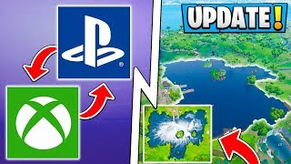 "*NEW* Fortnite Update! | ""Loot"" Lake City, Big EVENT, Cross Play!"
