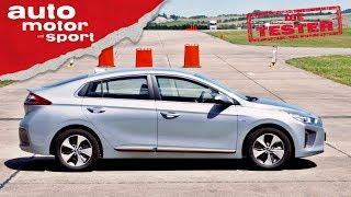 Hyundai Ioniq Elektro: Die erste Wahl unter den bezahlbaren E-Autos? Die Tester | auto motor & sport