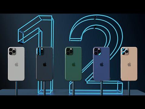 EXCLUSIVE IPhone 12 Pro & IOS 14 Leaks!