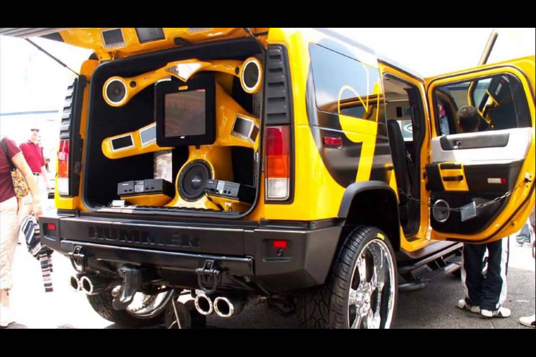 Hummer H2 Tuning Cars Youtube