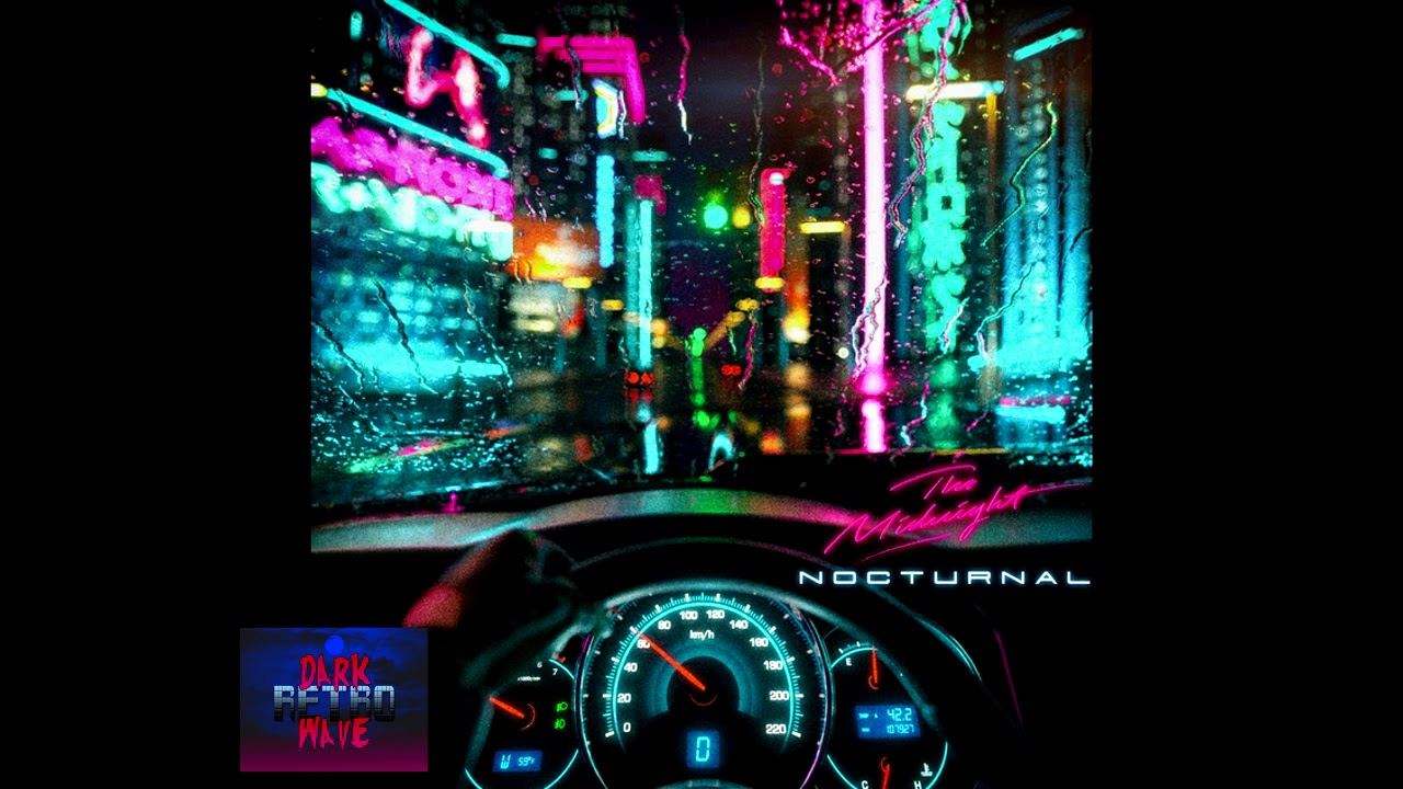 "The Midnight - ""Nocturnal"" - Nocturnal [Synthwave - Dark Electro - 80s]"