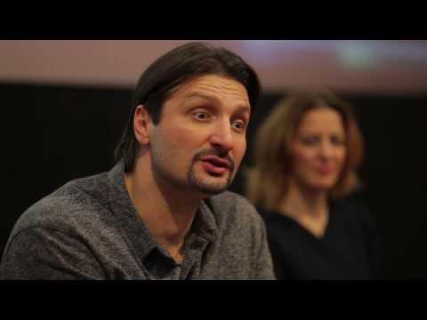 Видео, Новое цирковое шоу Запашных Интервью наших маленьких студентов Экспресс-тв