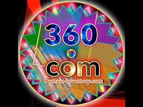 Domain-Inventory.com 360.com Domain Names and ccTLDs - Brad Prevadoros, Americano,