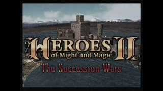 Heroes of Might and Magic II: The Succession Wars - Game Trailer (1996)