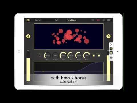 Emo Chorus for iPad/iPhone