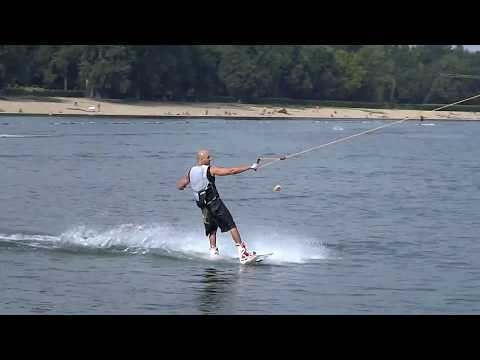 Water Ski - Ada Ciganlija, Belgrade