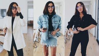My 12 Favorite Fall Outfits Using Only Basics | Jen Atkin