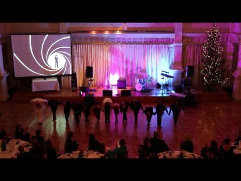 Helsinki City Hall Dancers 2016 - Bond