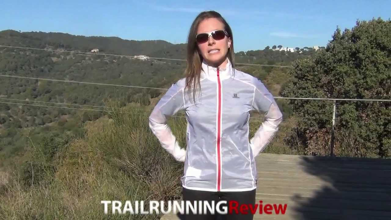 Salomon S Lab Light Jacket 2013 W Review