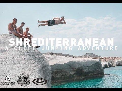 SHREDITERRANEAN - A Cliff Jumping Adventure through Greece