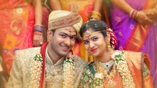 AshwinReddy + Prathyusha Cinematic Wedding Teaser