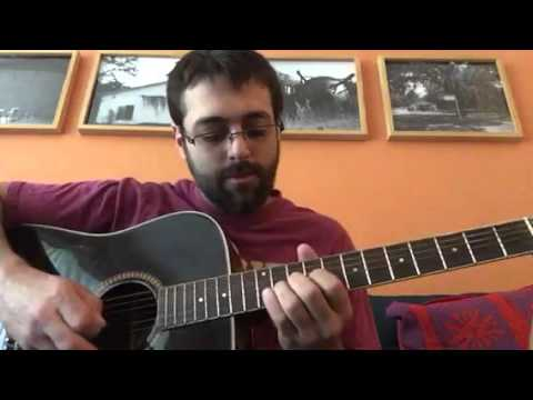 Pearl Jam Yellow Ledbetter Acoustic Cover by Michael Ryan