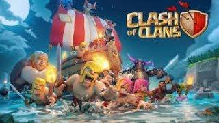 CLASH OF CLANS BÖLÜM 3/YENİ BELEDİYE BİNASI YAKIN