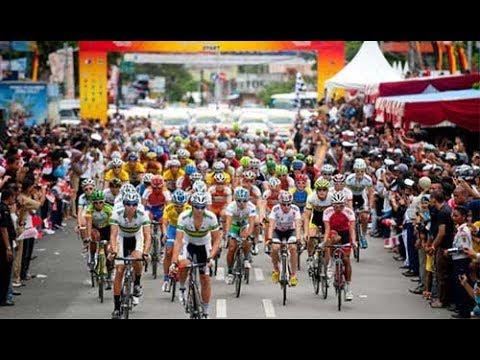 Tour de Singkarak 2017 etape 3 Sijunjung - Dharmasraya