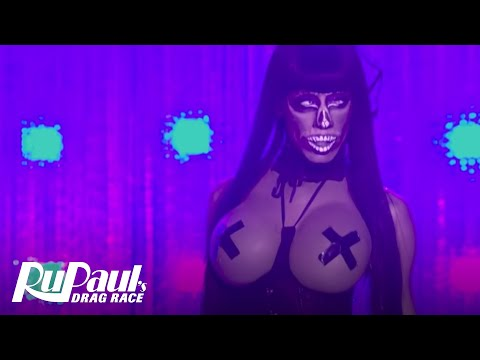 Naughty Nighties Runway Looks BONUS Clip | RuPaul's Drag Race Season 9 | VH1