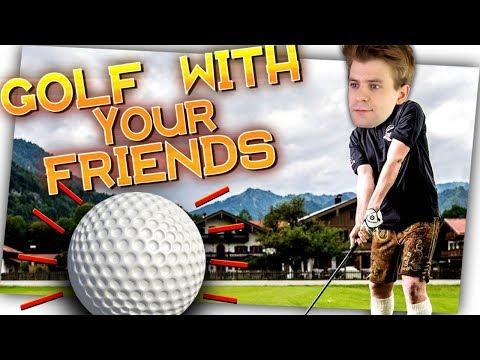 Einlochen für Profis - Golf With Your Friends