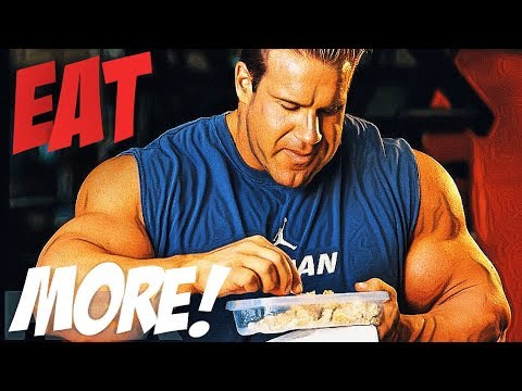 EATING IS THE HARDEST PART Bodybuilding Lifestyle Motivation