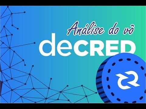 Análise Decred #bitcoin #criptomoedas
