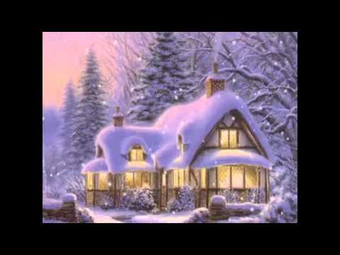 christmas card scenes - beautiful christmas card scenes ...