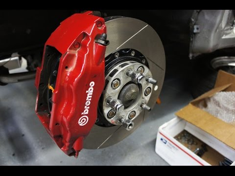 Evo Rotor And Brake Replacement Voltex Build 23