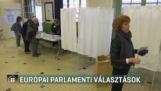 Magyar szavazók Párizsban 19-05-26