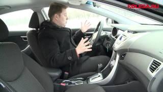 Тест драйв Renault Fluence и Hyundai Elantra