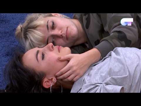 "ALBA y NATALIA se EMOCIONAN con ""SHE USED TO BE MINE"" del musical WAITRESS I OT 2018"