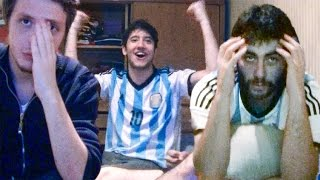 Argentina 1 Brasil 1 | Eliminatorias Rusia 2018 | Amigos
