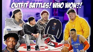 2019 HYPEBEAST OUTFIT BATTLES - WHO WON?!