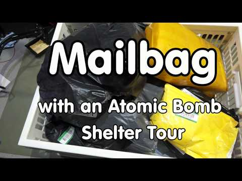 #151 Mailbag (with a Swiss Atomic Bomb Shelter Tour)