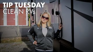 Tip Tuesday- Clean RVs