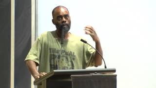 Freeway Rick Ross - Odyssey Lecture - Drug Kingpin Turned Reformer - Brown University, Rhode Island