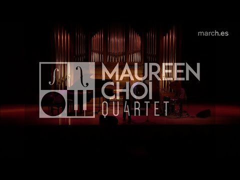 Maureen Choi Quartet Full Concert @ Fundación Juan March