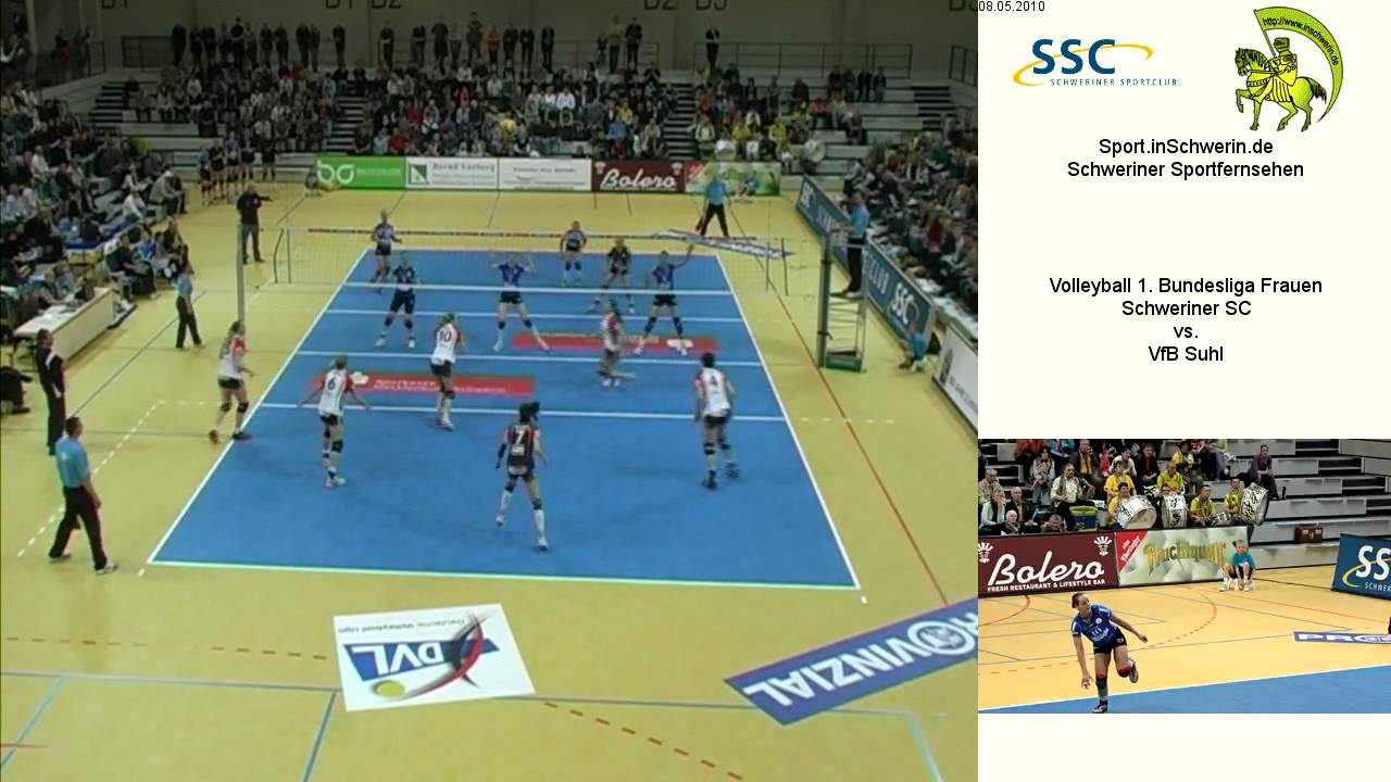 Volleyball 1 Bundesliga