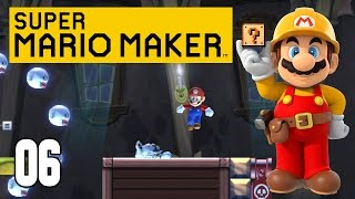 Super Mario Maker ★ Funktioniert das?! ★ Let's Play SUPER MARIO MAKER