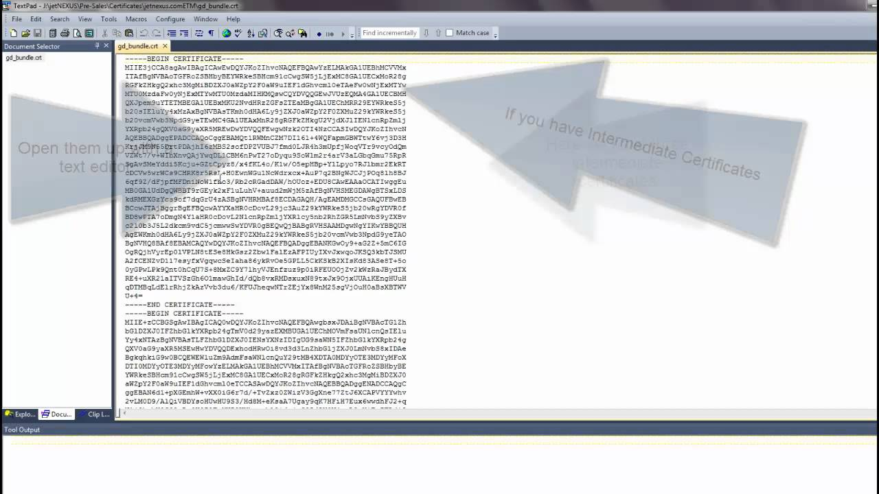 Creating A Trusted Ssl Certificate With Intermediates On Your
