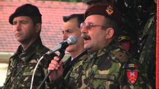 Opening Ceremony in Dej, Romania