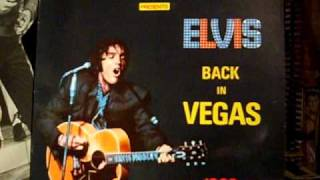 Back In Vegas - Yesterday / Hey Jude (live 1969)