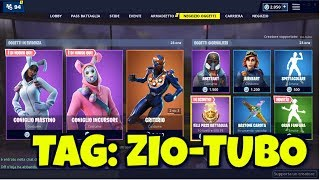 FORTNITE SHOP today April 7th skin RABBIT MASTINO, INCURSOR AND new dance GRAN FANFARE