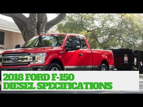 2018 Ford F 150 diesel specifications revealed