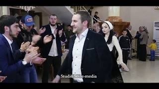 Свадьба Шамсудова Зелимхана и Азы 2017 часть 2