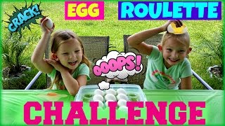 EGG ROULETTE CHALLENGE - Magic Box Toys Collector
