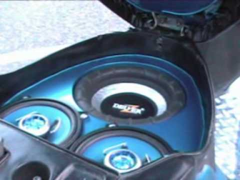 Scooter Audio Tuning Youtube