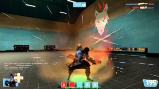 (HD) Шапка и насмешка в Team Fortress 2 за предзаказ Brutal Legend