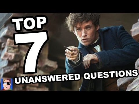 Thumbnail: Top 7 Unanswered Questions From Fantastic Beasts