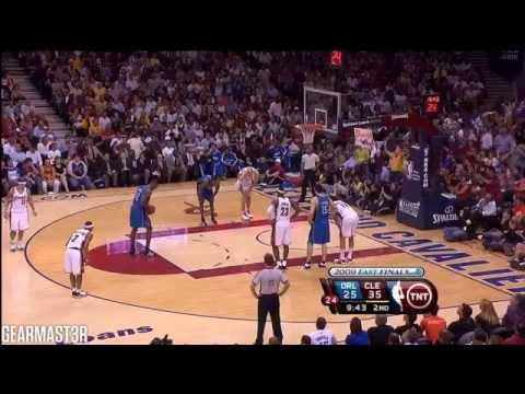 Dwight Howard and Hedo Turkoglu vs Cavaliers Full Highlights (2009 ECF GM5) (2009.05.28)